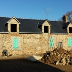 Renovation de charpente et couverture (1)